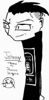 Johnny the Homicidal Maniac by Midniteoil-Burning