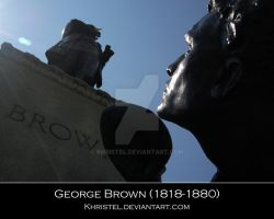 George Brown by Khristel