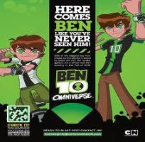 Ben 10 Omniverse is ugly by therealkevinlevin