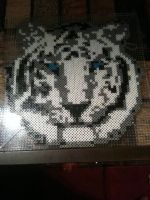 White Tiger Bead sprite by KoalaPandaPenguin