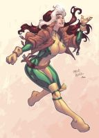 Rogue by Nema QuickPaint by Ross-A-Campbell