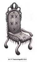 Chair by LupusAvani