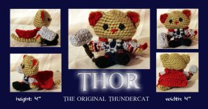 ...Warrior Thor... by ruiaya
