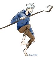 Jack Frost by compoundbreadd