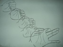 Hands 2 by Augustyne