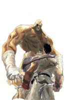 Sagat vs Ryu by codesigner