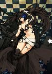 HYBRID BLACK ROCK SHOOTER by ippus