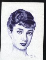 and audrey was her name by Jim-Dacuycoy