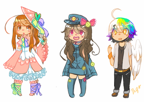 Adopts by puqqie