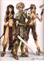 Heroes of Ragnarok Online by LittlePow