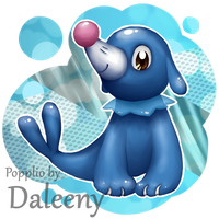 Team Popplio! by Daleeny
