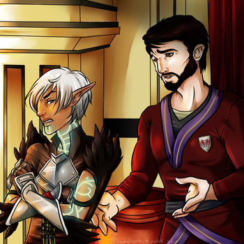Fenris Rivalry -20 by Shadow-People