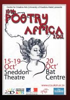 Poetry Africa Poster. by Lady-Nat