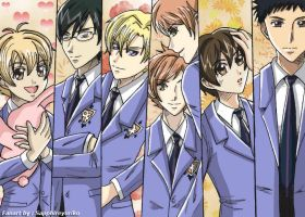 Ouran Host Club sapphireyuriko by HostClub