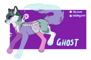 day 2 - ghost by vmpires