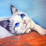 Blue Eyes by mj-magic