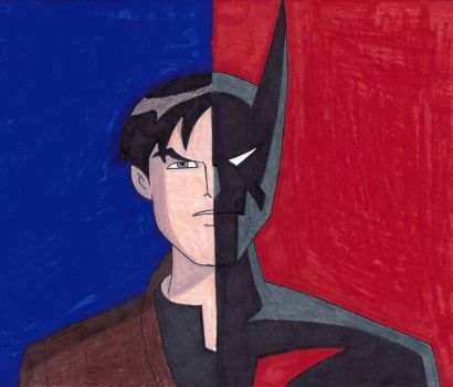 Terry McGinnis - Batman Beyond by GodRules311