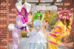 Di Gi Charat in Wonderland by AngelSamui