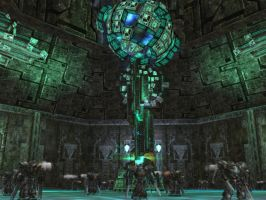 Lineage 2 Archaic Laboratory by Brownfinger