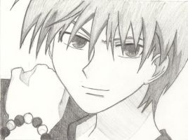 Kyo Sohma by Ebony-Rose13