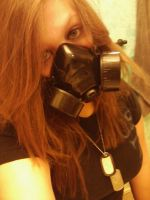 Gas mask by Confused5997