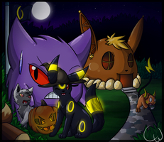Happy Halloween by CrispyCh0colate
