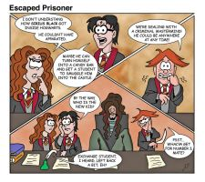 Escaped Prisoner by wotchertonks7