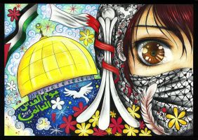 :+: International Quds Day :+: by zenab-tareef