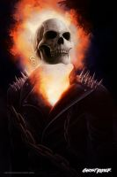 Ghost Rider by sixfrid
