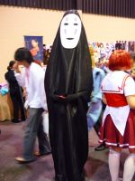 No Face by DemonSlayerCosplay