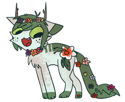 flower tailmouth auction- closed by kokirei