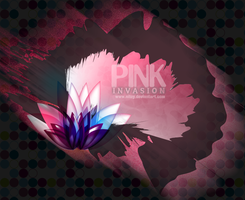 PINK INVASION by nitoy