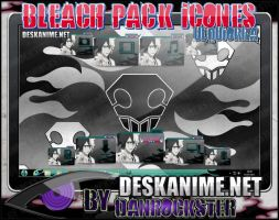 Ulquiorra Pack Icons by Danrockster