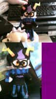 Eridan Plush by anoymous-toaster