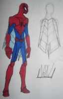 My Spider-Man: Design 6 by NoXV
