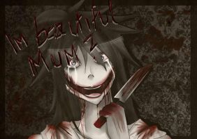 [Creepypasta] Im beautiful... Mum? by KorikoMewGean