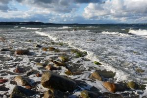 Stony Beach 2 by Dieffi
