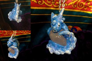 Vanlith- Dragon Pendant by SonsationalCreations
