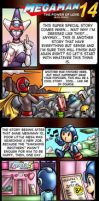 That Mega-Romantic Story 3 - Contest by Fenril-Huayra