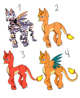 PokePonies Adopts2 (CLOSED) by LeoxLinx