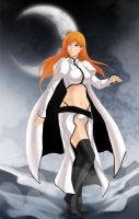 Orihime in hueco mundo by Graphic--Ops