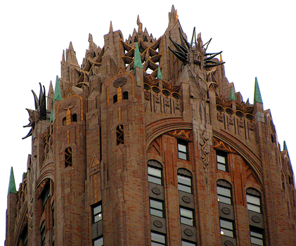 Art Deco GE Building by TheEpicBeyond