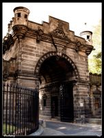 Archway by Toop