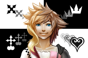 Kingdom Hearts: Quadrants by KariseSohma