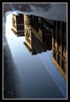 Puddle Tenement Blues by seafaringgypsy