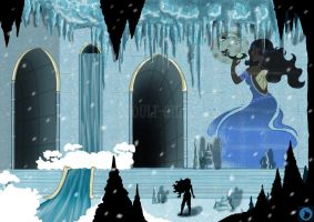 Water Temple of south pole. by Chouly-only