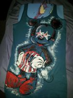 Mickey Mouse July 4th Tshirt by McCoy92