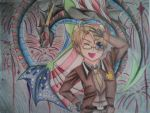 Happy Birthday America!  by AmericanBlackSerpent