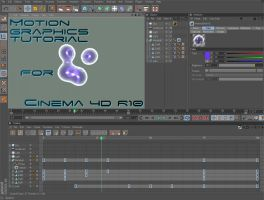 Motion GRFX Tutorial for C4D by ReVerthex