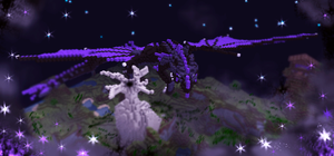 Rise of the Enderdragon by Kanoro-Studio